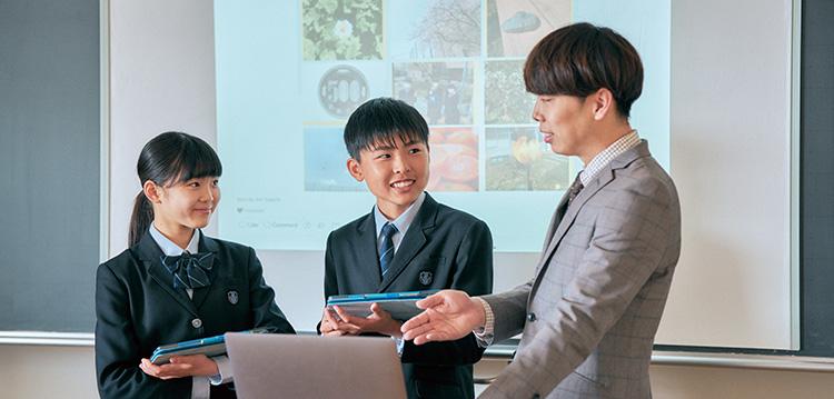 先進的なICT教育